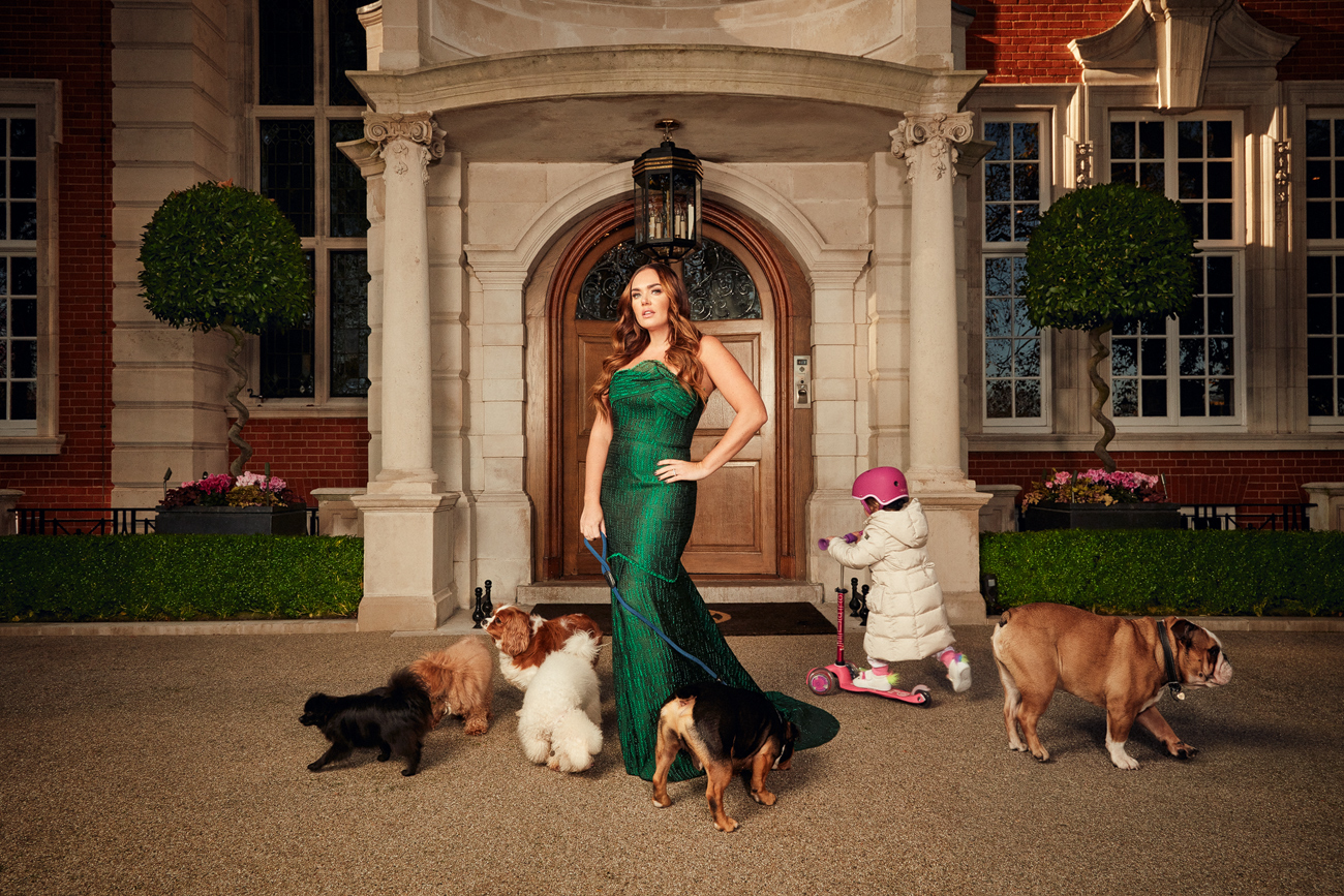 Tamara Ecclestone for The Times. Photo by Jay Brooks.
