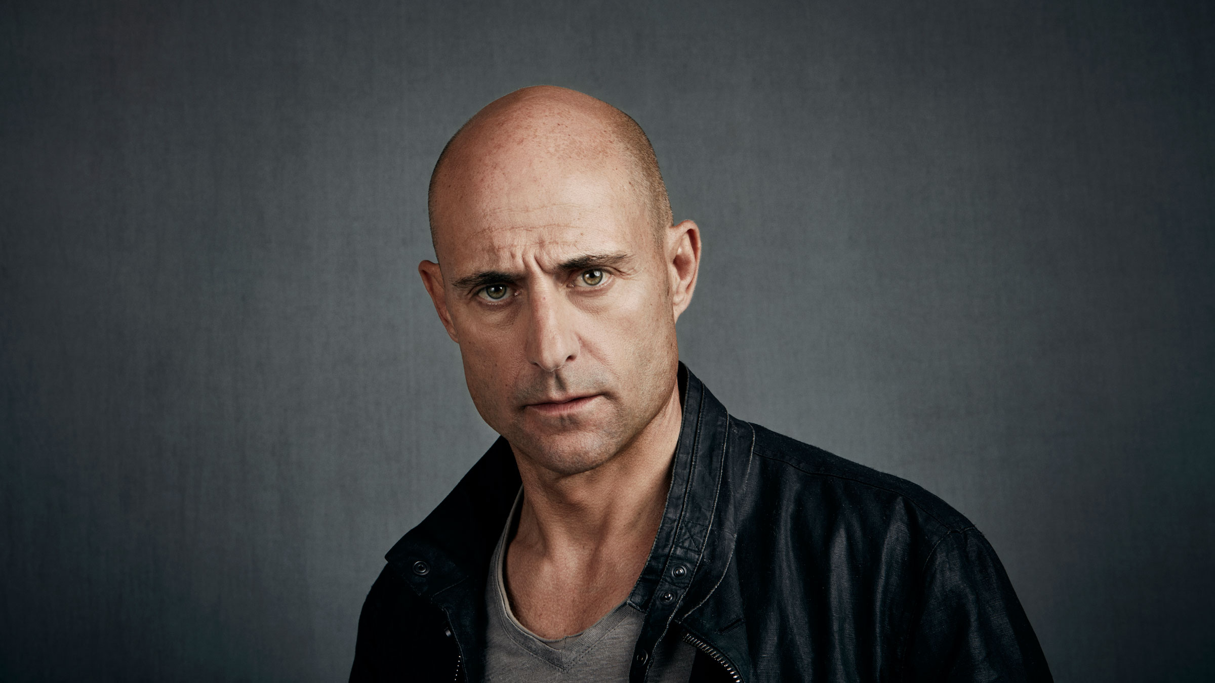 "Mark Strong as retired MI6 operative Max Easton for the FOX TV Series ""Deep State"". Photo by Jay Brooks."