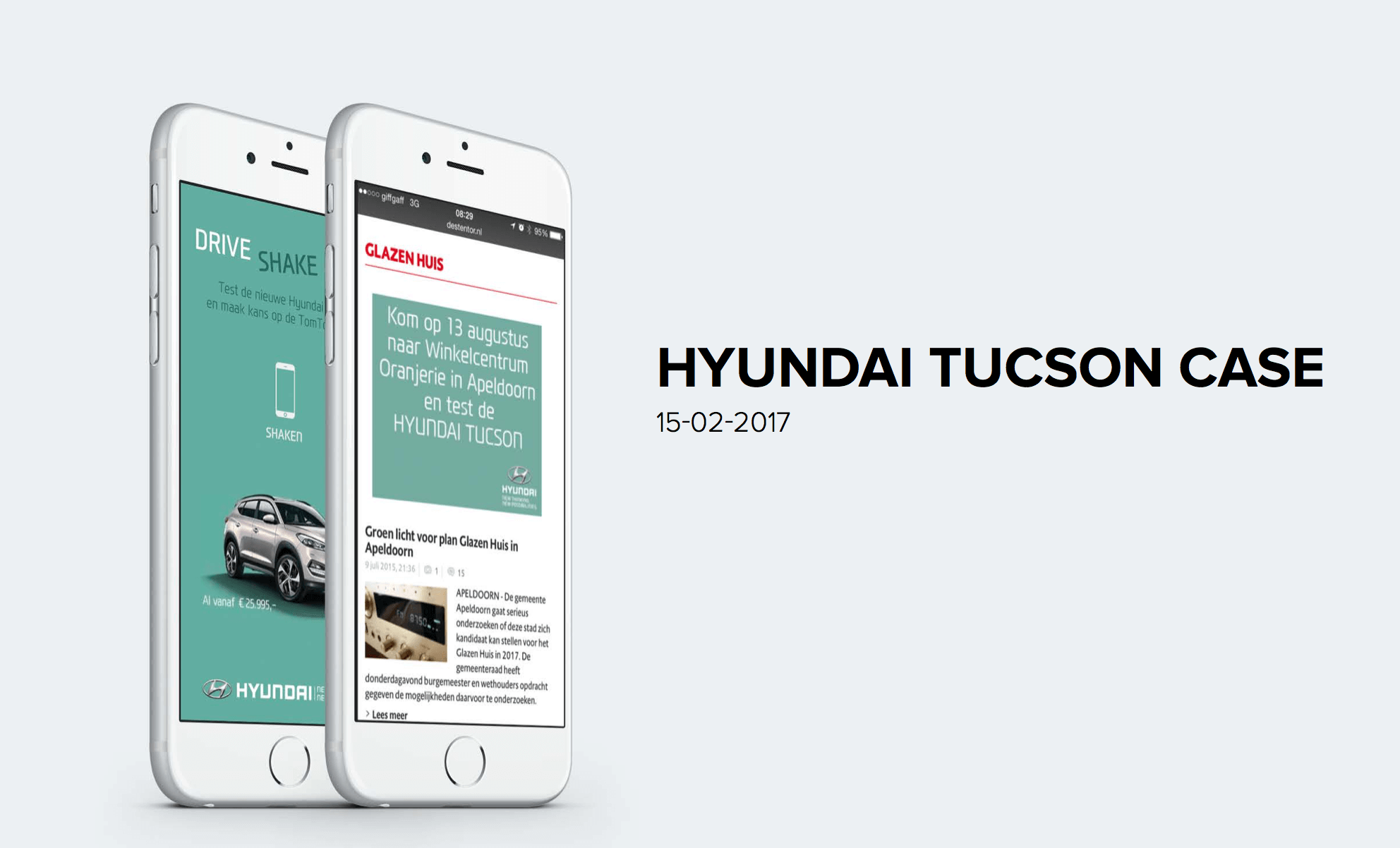 Hyundai Tucson Case
