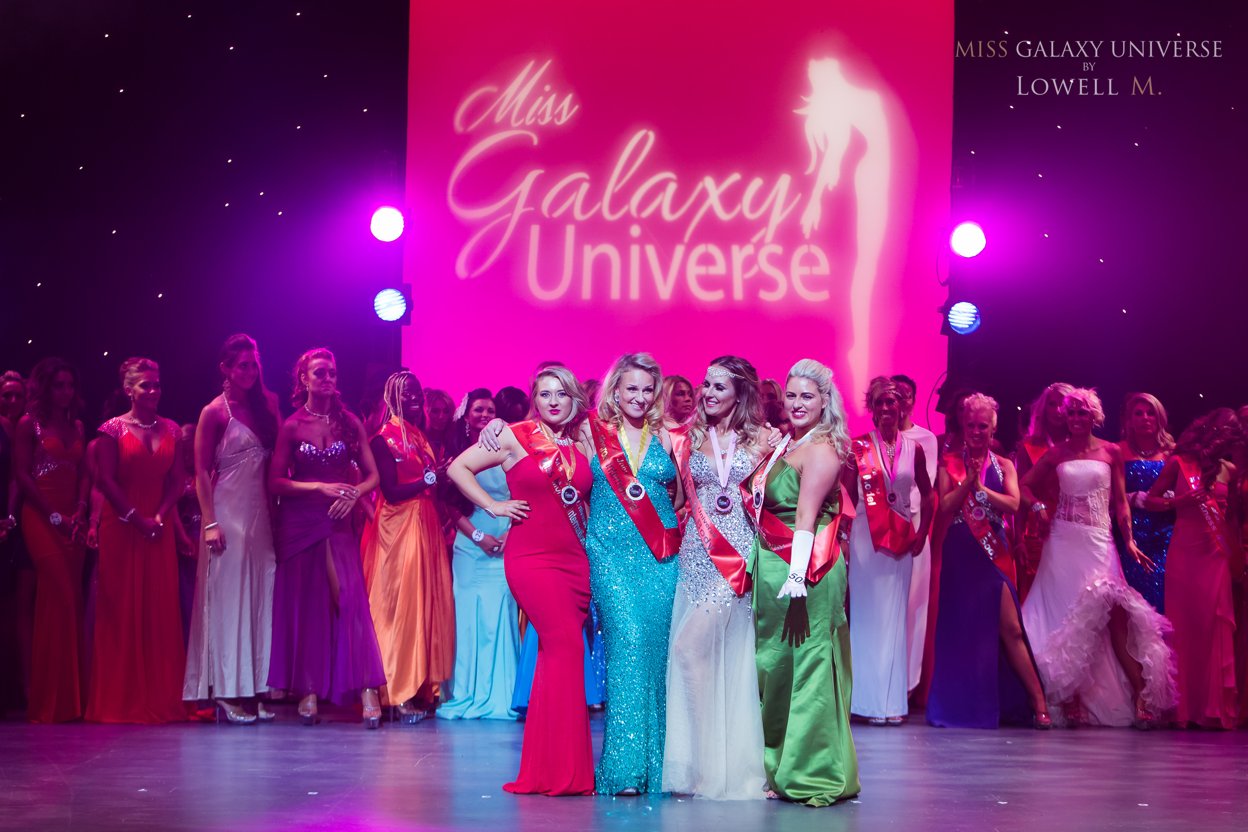 My fellow Monroes Rebecca (left) and Aoife (far right)placing 2nd & 3rd