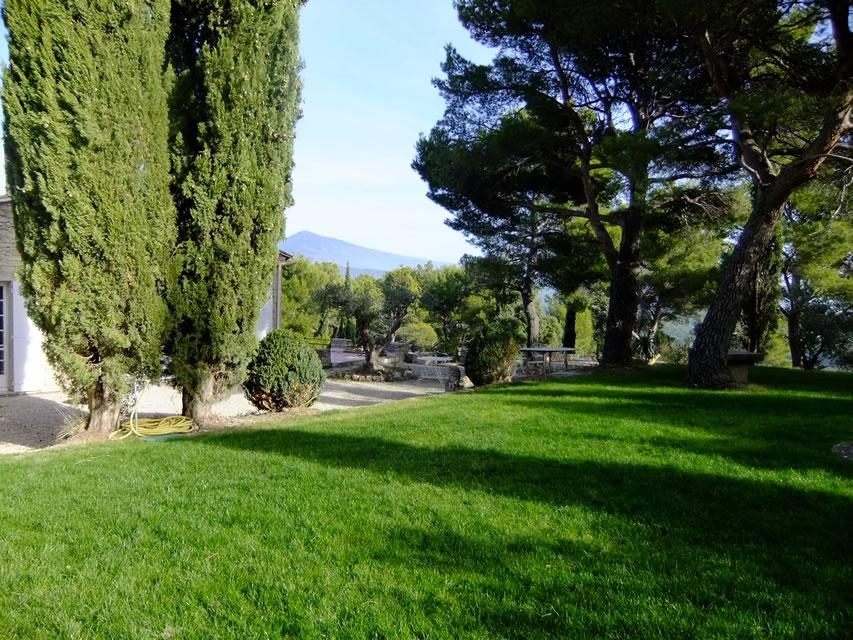 chambres d hotes champaga  vaucluse le jardin.jpg