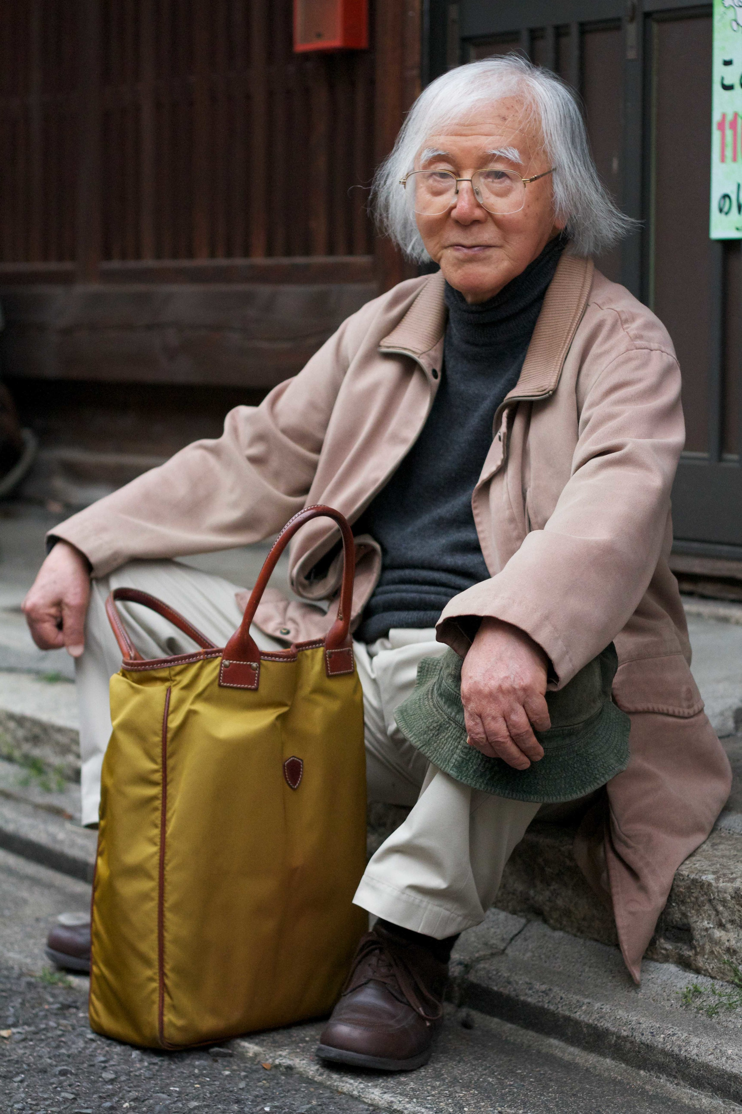 Johnnie Hillwalker - Kyoto, Japan