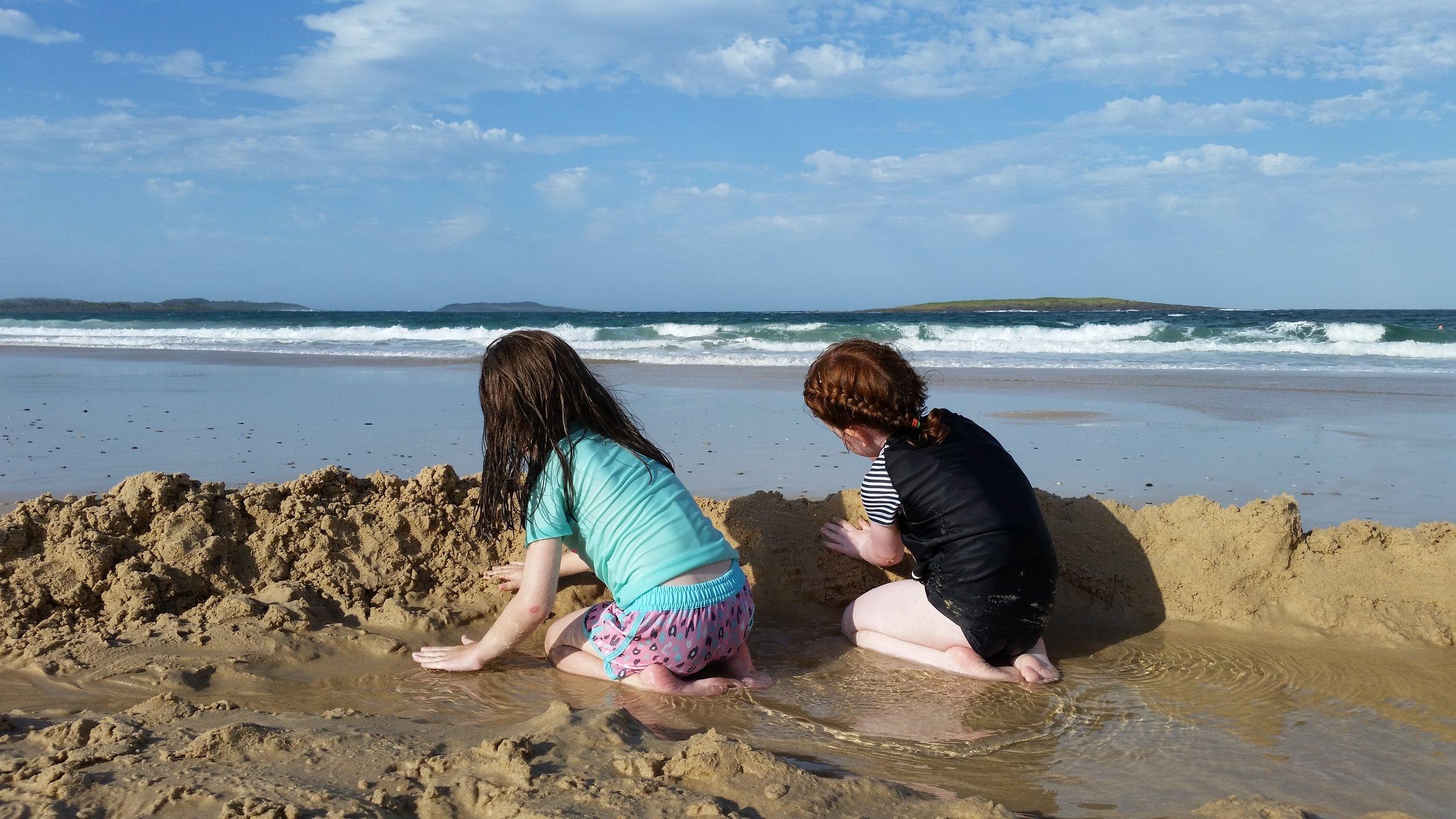 Kids at Redhill Getaway 2017, by Lani Geddes