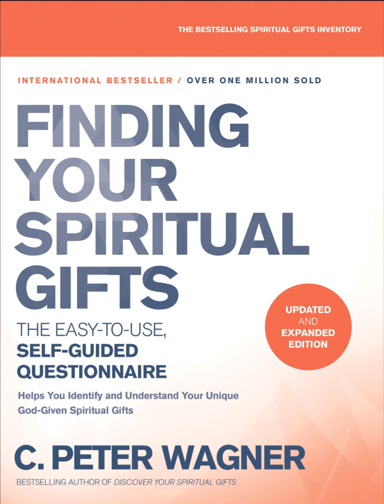 Wagner spiritual gifts questionnaire