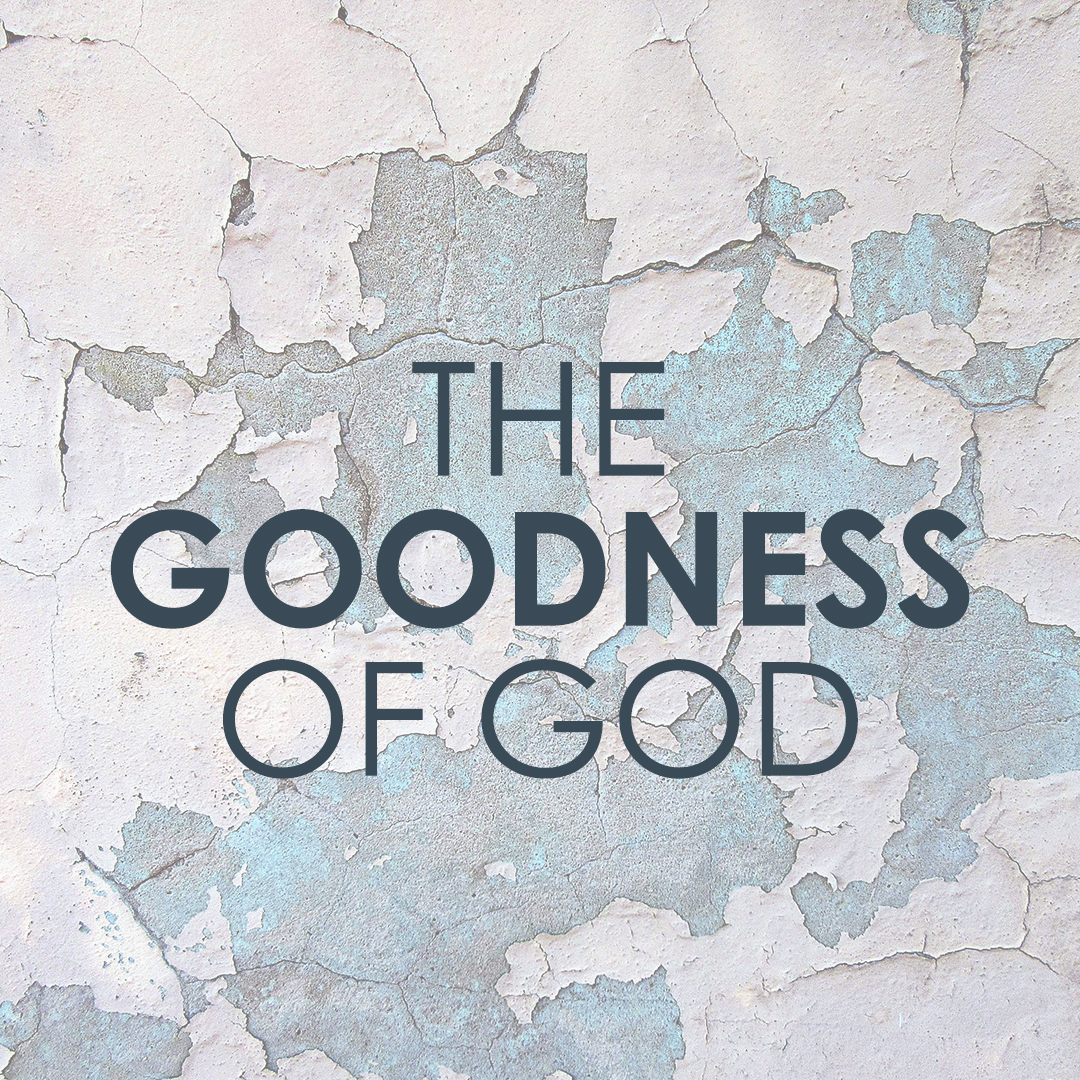 goodness of god redhill church podcast