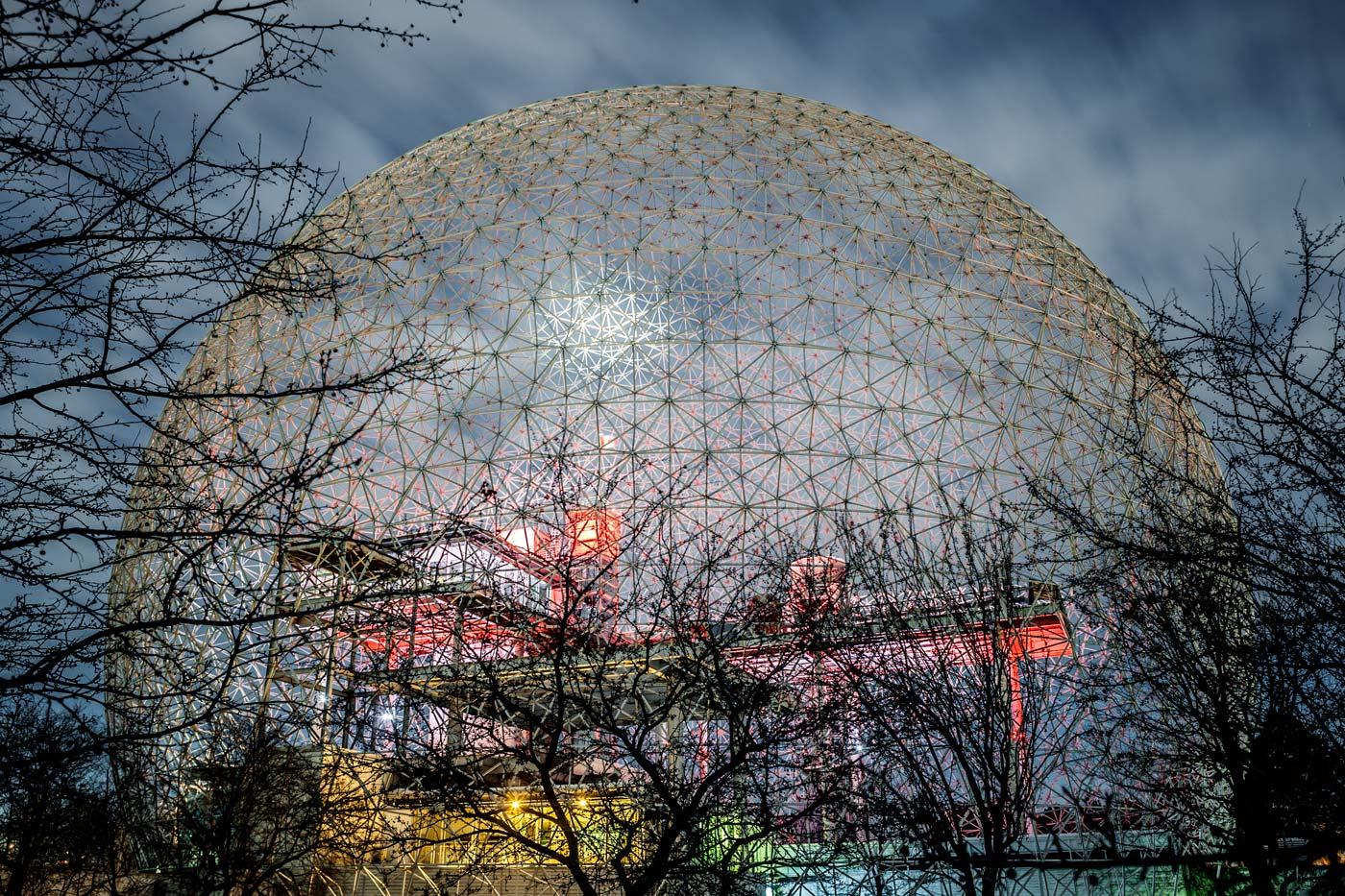 Biosphere   ( Montreal, Canada -  2015   )