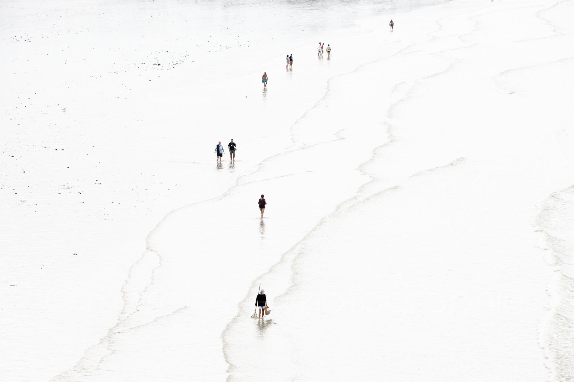Maree Basse (2011 )  Edition : 37x56cm (ed°/8) & 60  x90cm (ed°/8)