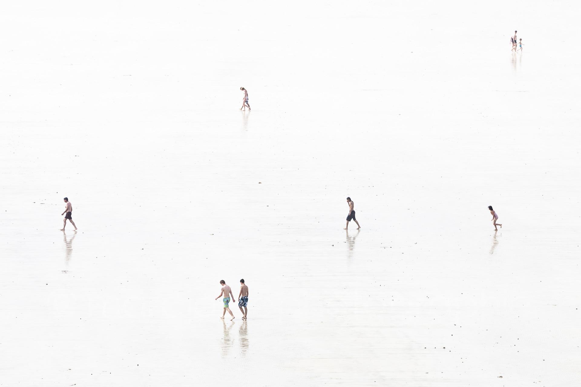 La marche (2013 )  Edition : 37x56cm (ed°/8)