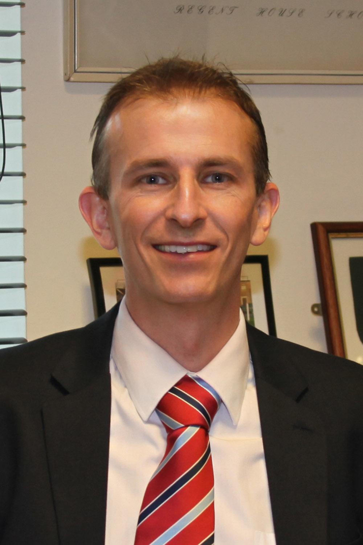 Mr S McGonigle  Vice Principal