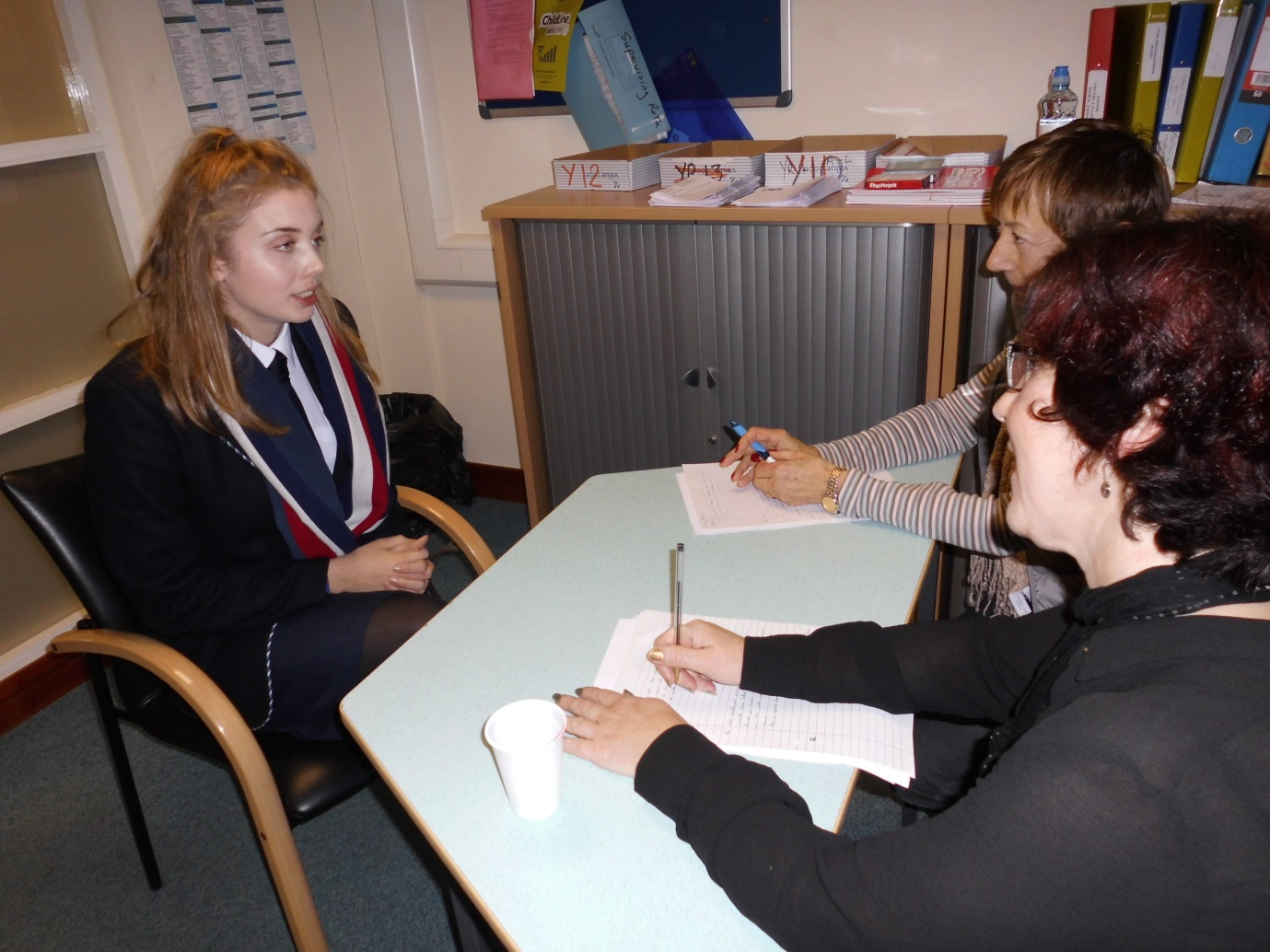 RHS Careers Department was also delighted to help Anna Henry (Glenlola Collegiate) and support her application to study French and Spanish at Oxford University.