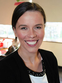 Mrs Haugh  -Pastoral VP