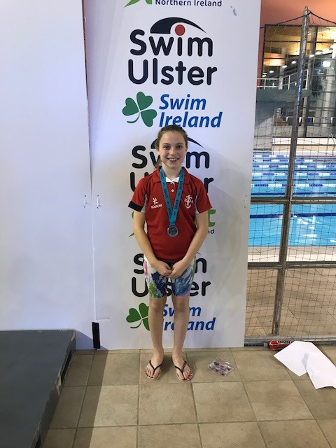 Alyssa Boyd who finished 2nd in the 12 Year Old Girls 100m IM.jpg