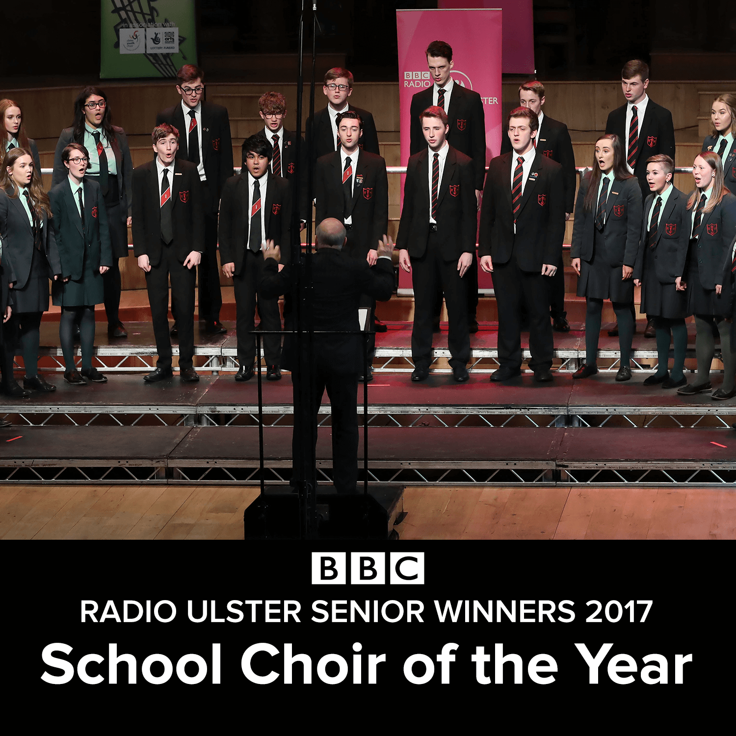 BBC Radio Ulster School Choir of the Year 2017