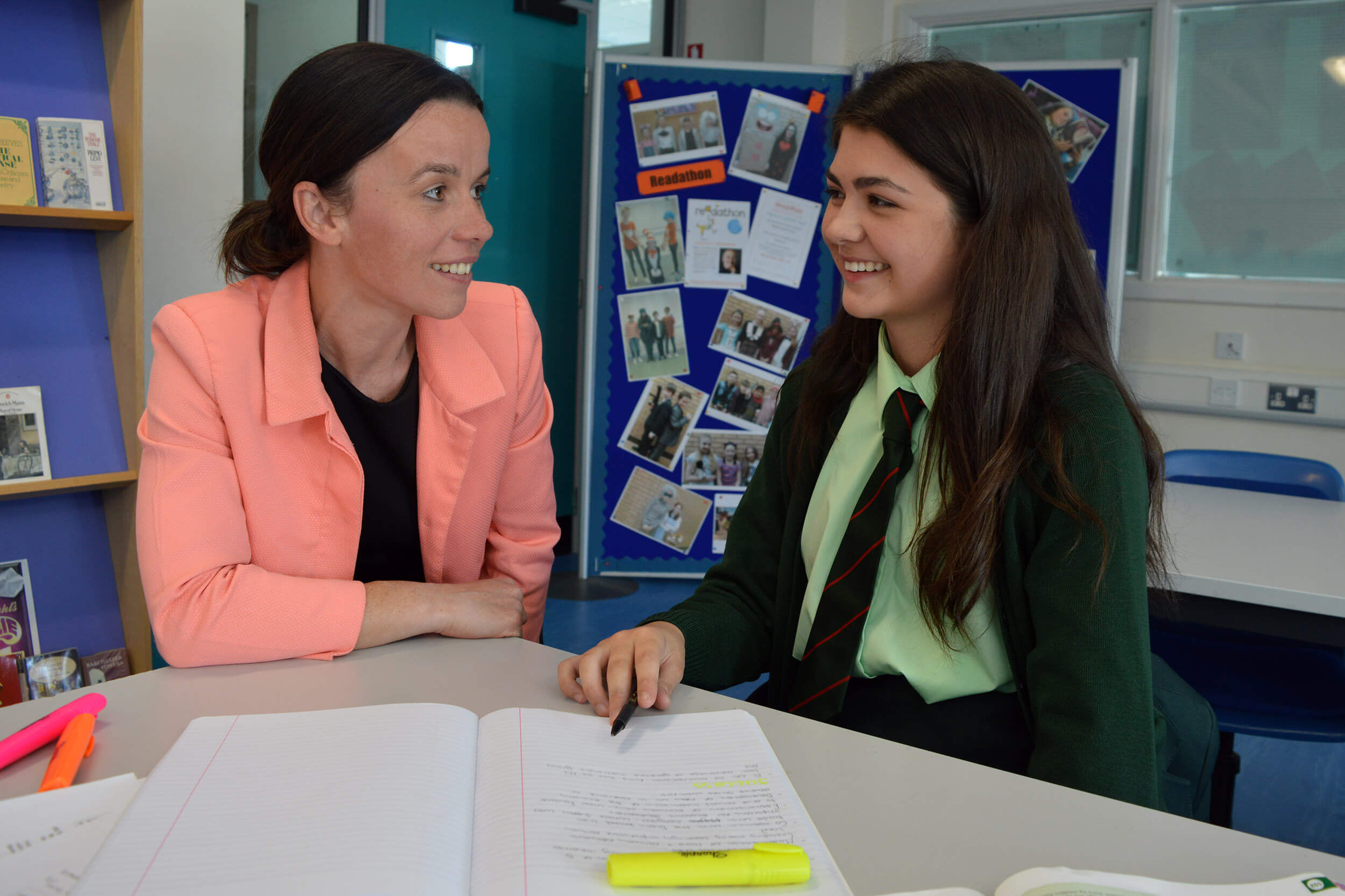 Pastoral Support - Our modern co-educational grammar school strives to develop well-rounded, confident young adults.