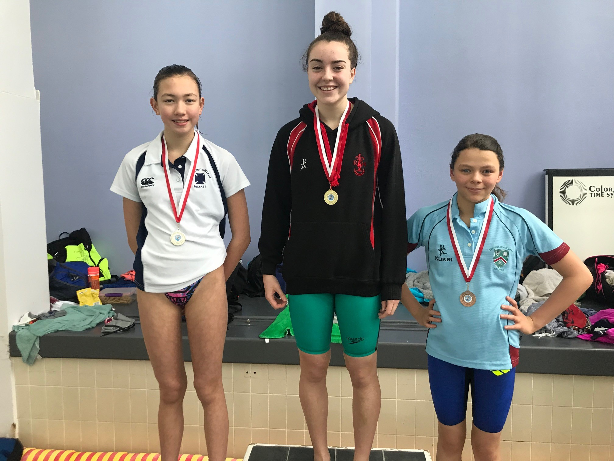 Naeve Poutney came 1st in the Junior 50m Backstroke.jpg
