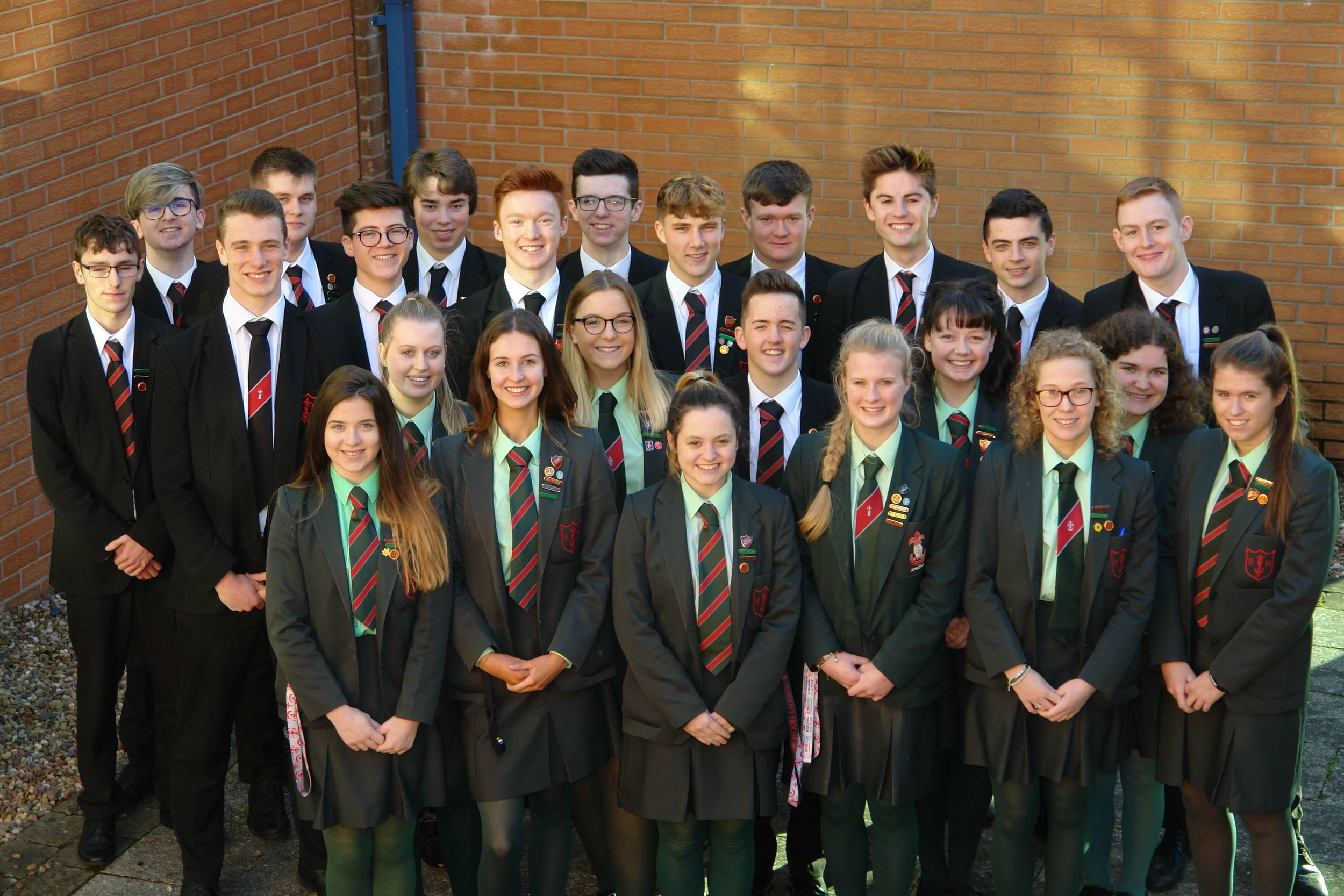 Sixth Form Prefects