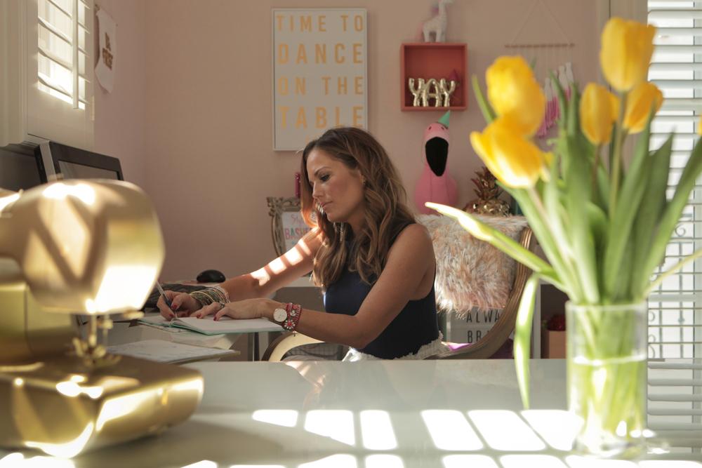 Pam in office.jpg
