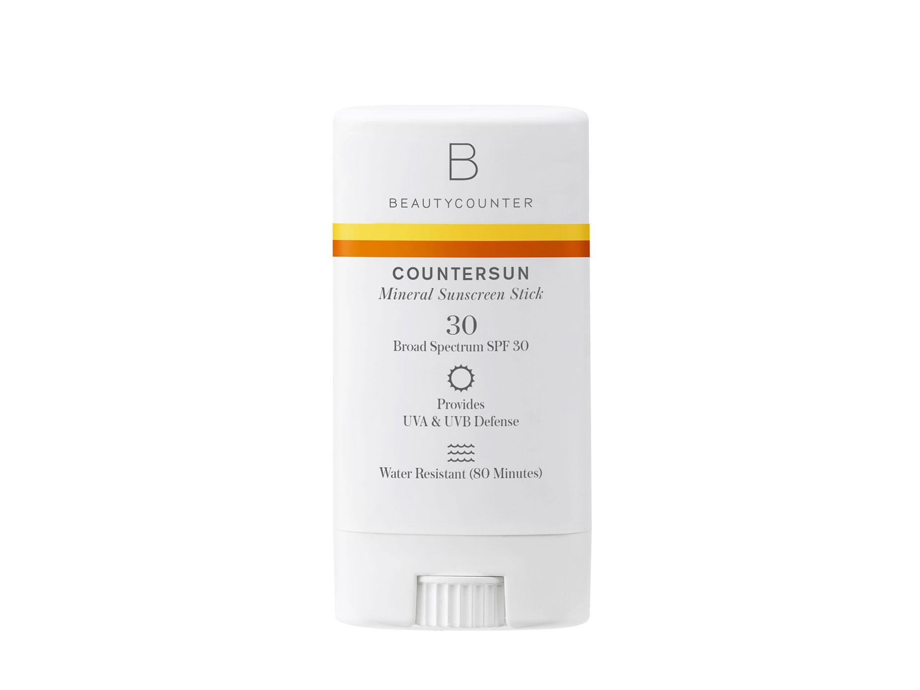 Beautycounter Countersun Mineral Sunscreen Stick SPF30, $20