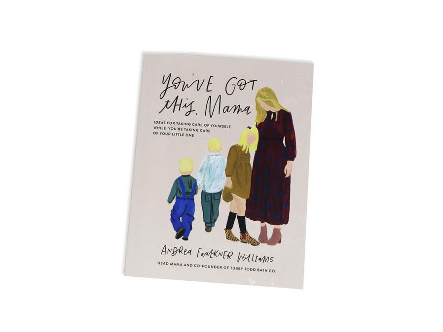You've Got This Mama by Angela Faulkner Williams, $20