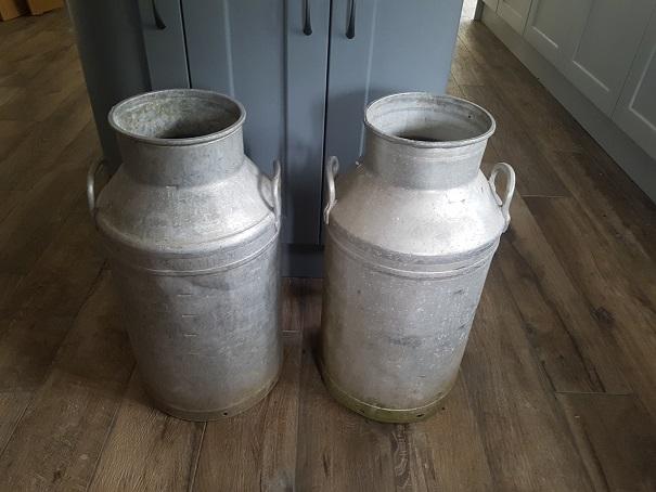 Milk Churns   £25 each
