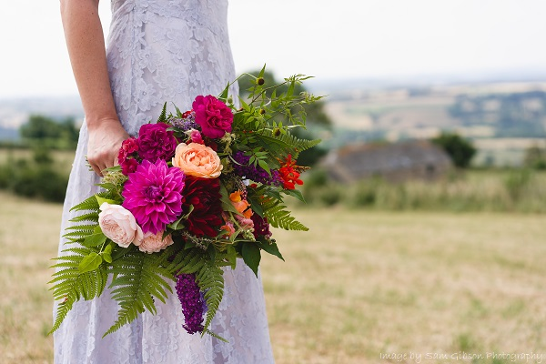 Wedding bouquet Bristol. Bridal flowers