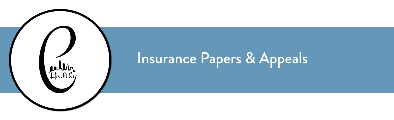 Insurance Papers and Appeals