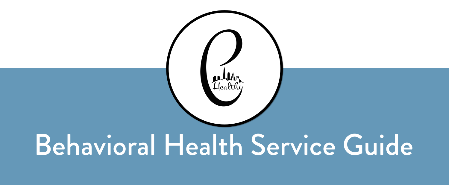 Behavioral Health Service Guide