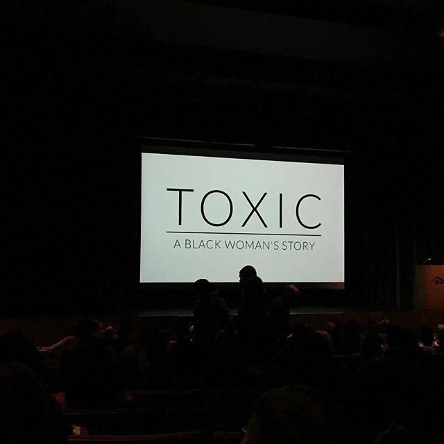 The world premiere of TOXIC is happening right now!! #healthycle #firstyearcleveland #thisiscle