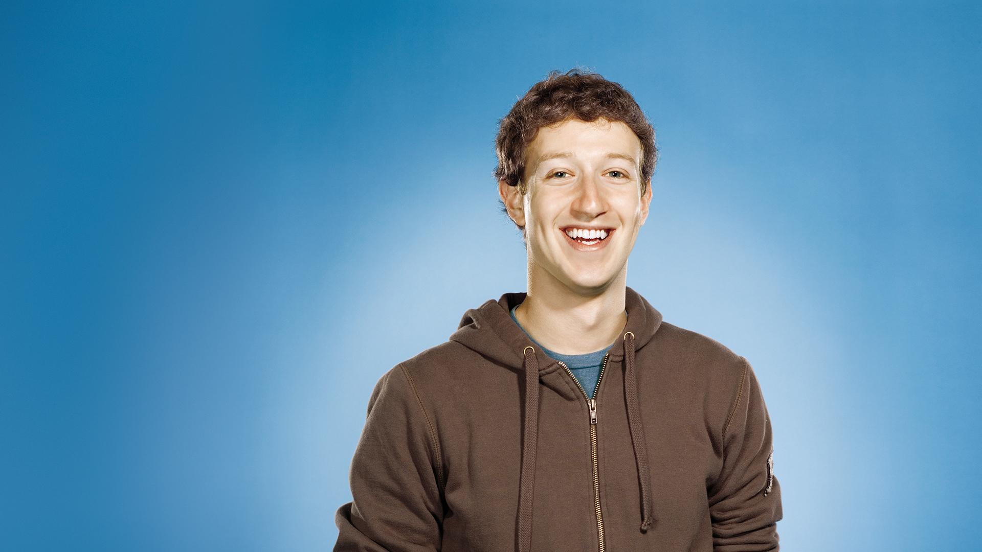 페이스북의 CEO 마크 저커버그.