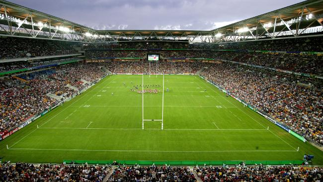 Fifth Tackle, Brisbane, Suncorp Stadium   After 1,800km of endurance running, Robbie and the team will arrive on Friday 1st December completing an epic journey through Australia. The 2017 RLWC final will be held the following evening at the Suncorp Stadium.