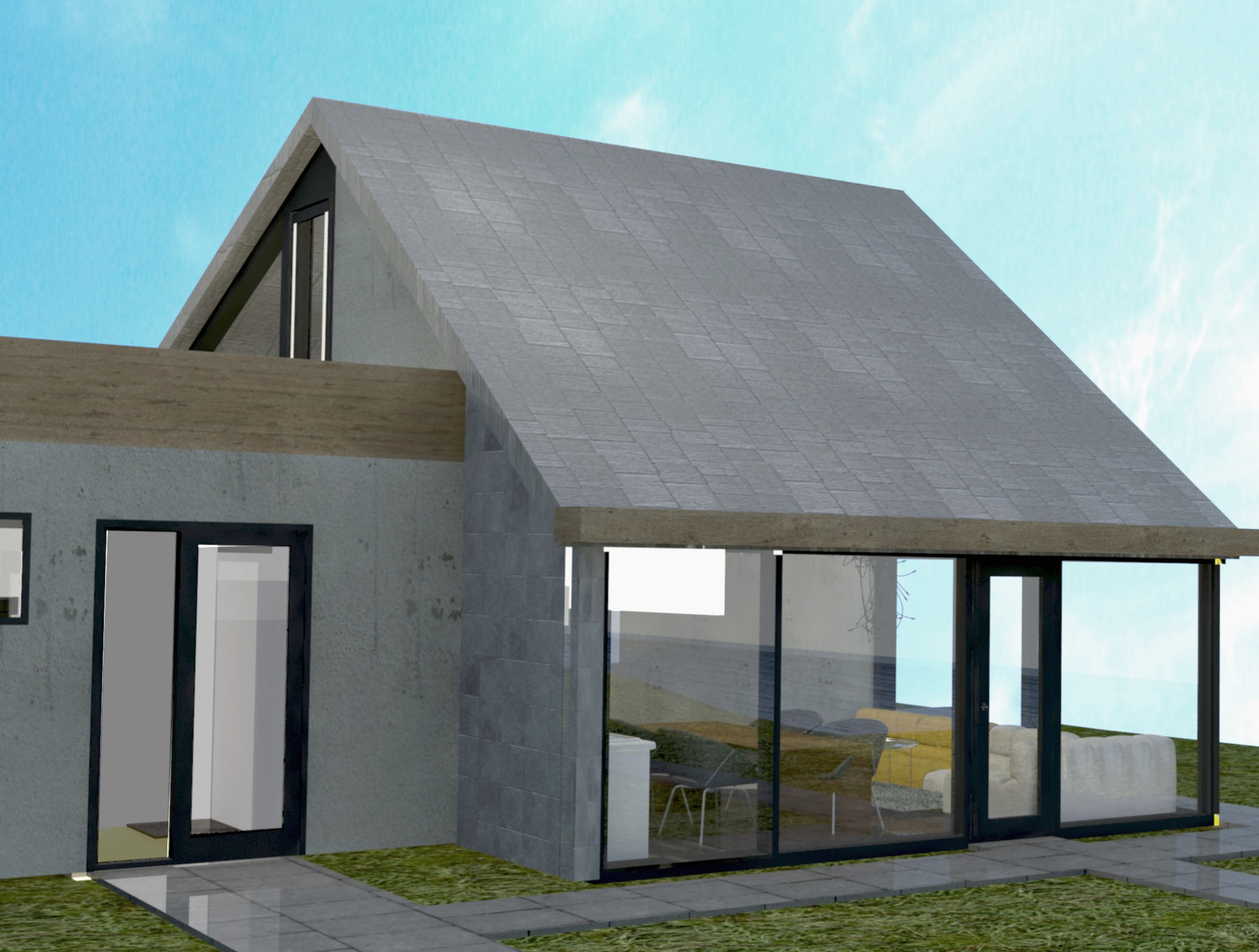 Guest House Finland Eve Concepts Designs