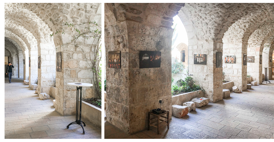 Exhibition || March 5th - April 16th 2017 || Church of the Redeemer, Jerusalem Old City