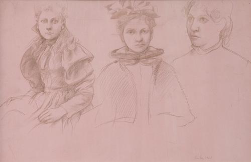 Untitled (Three Women)