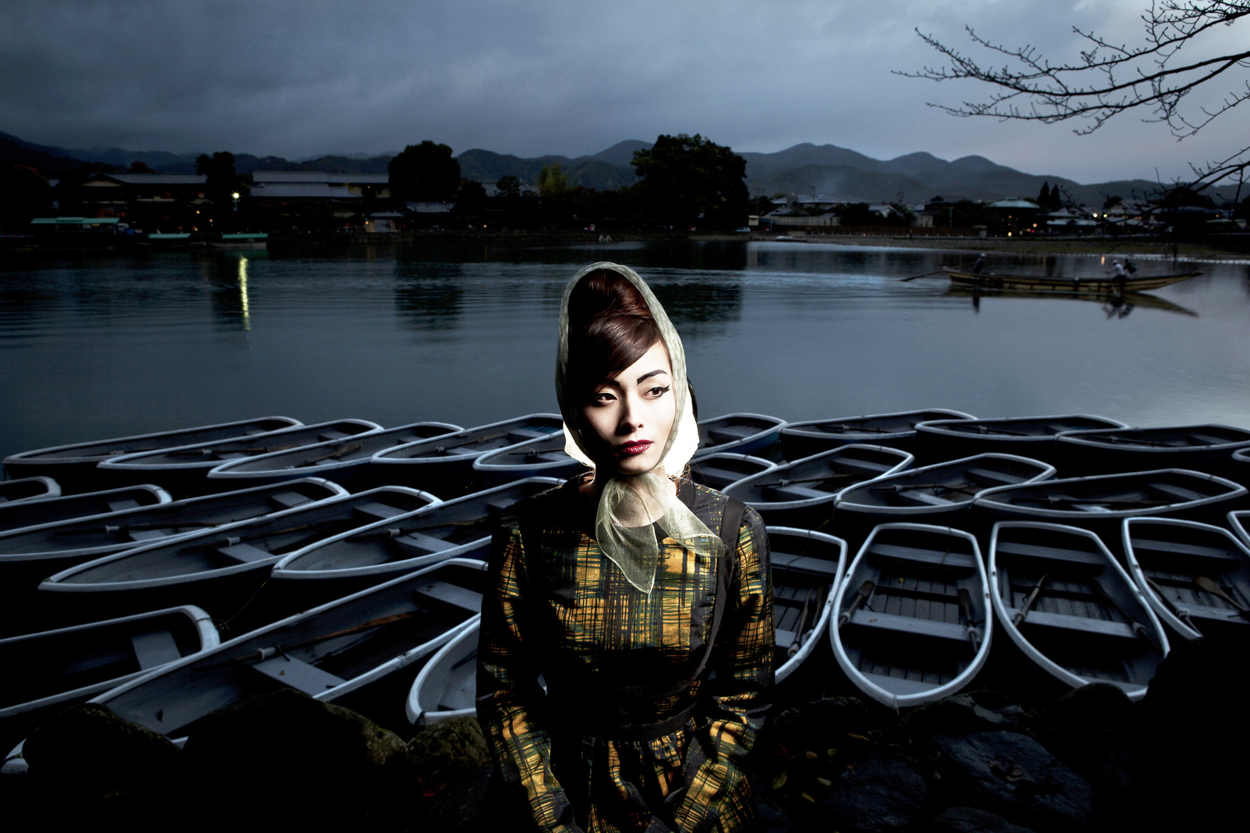 Formento and Formento. Mai I, Arashyama, Japan, 2013. Archival pigment print, ed. 1/12, 30 x 40 in.