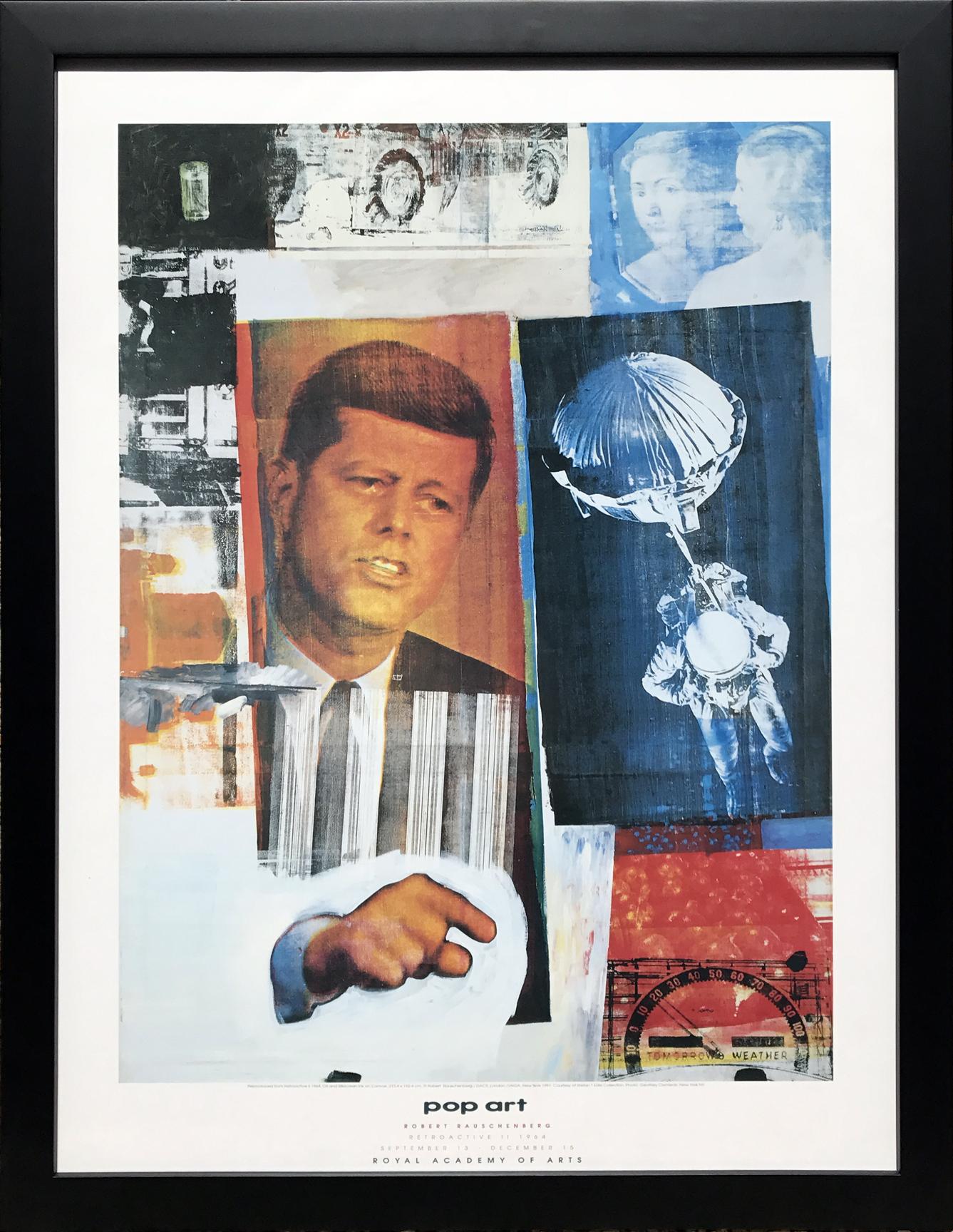 Pop Art, Royal Academy of Arts poster