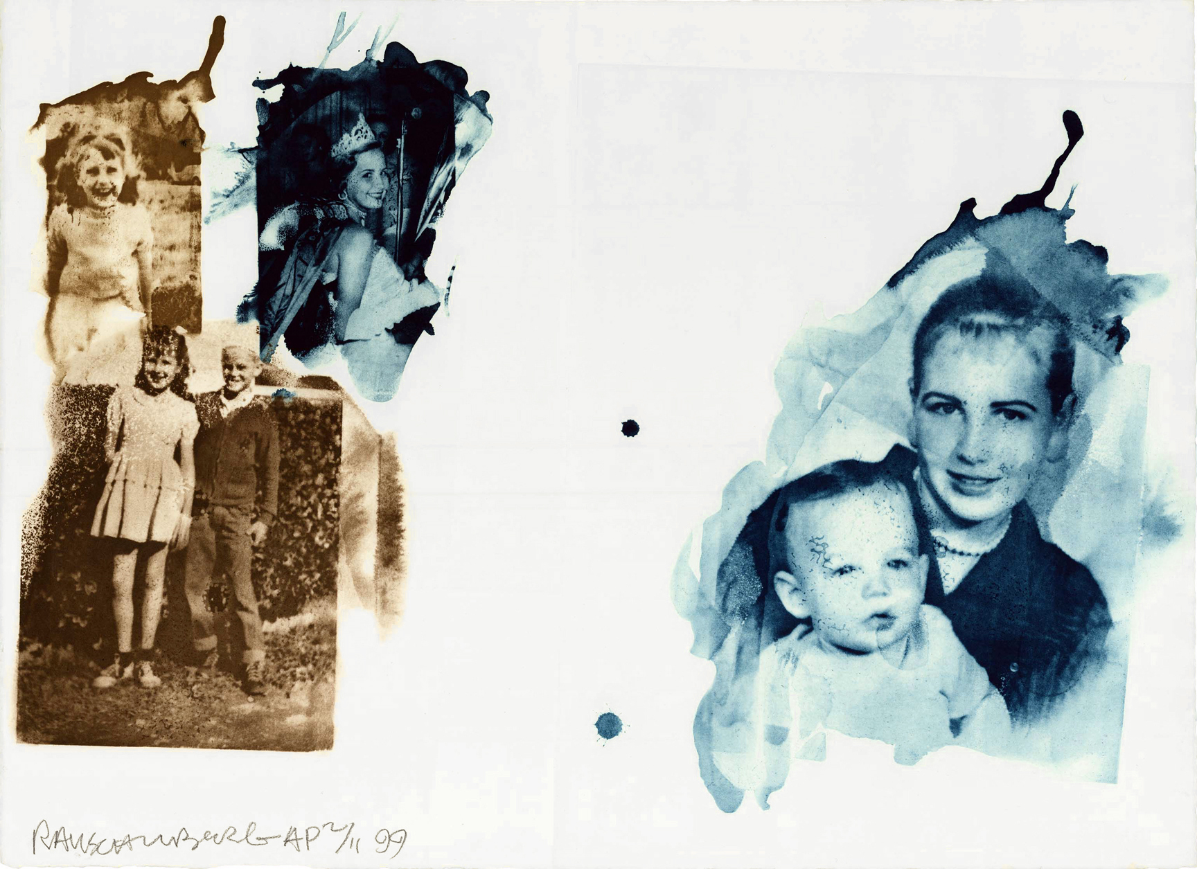 Bubba's Sister (Ruminations), 2000. 200.E030.