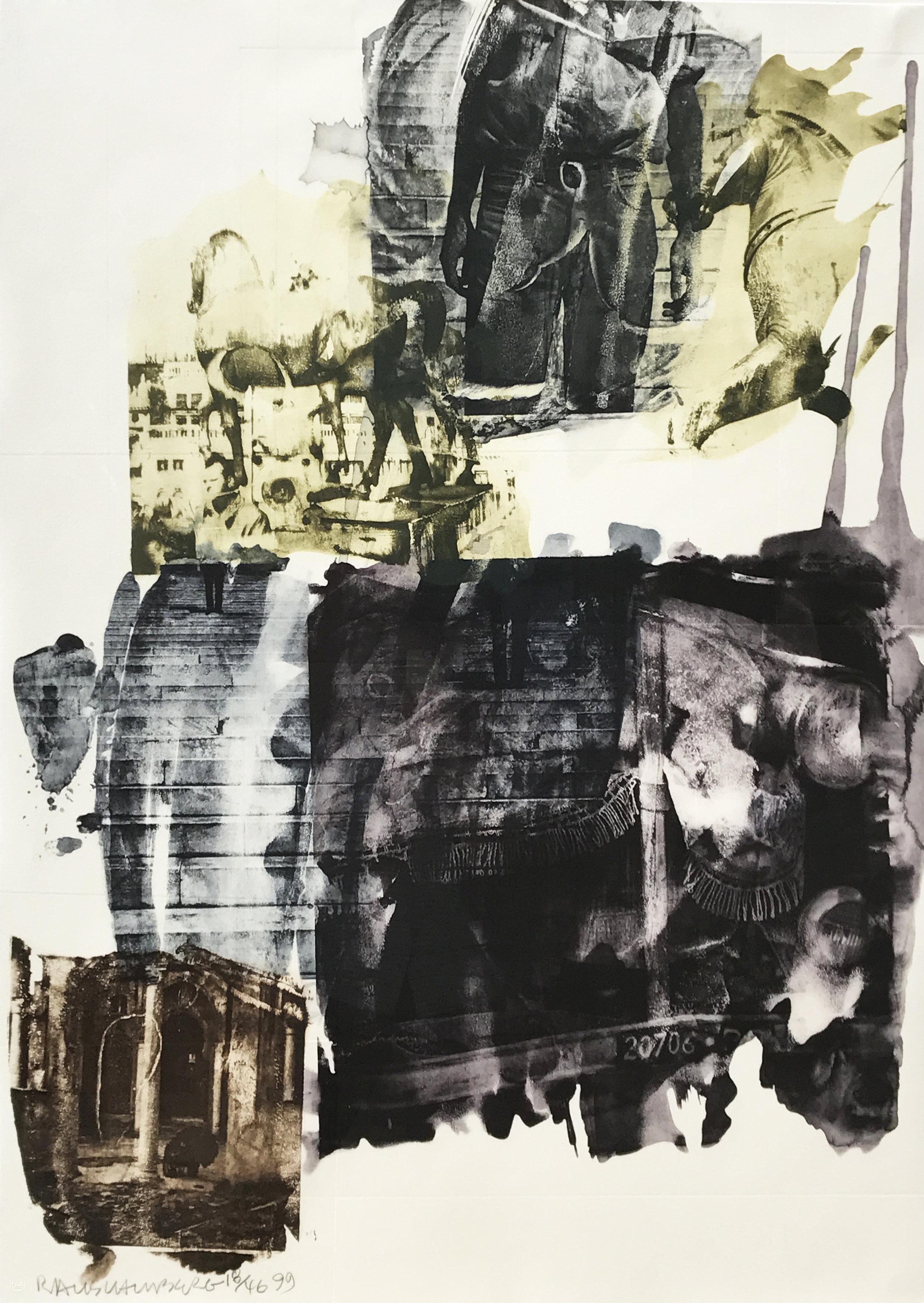 Eagle – Eye (Ruminations), 1999. 99.E010.
