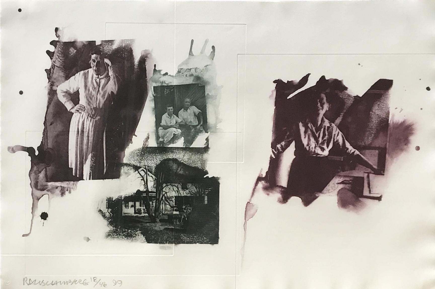Tanya (Ruminations), 2000. 200.E029.