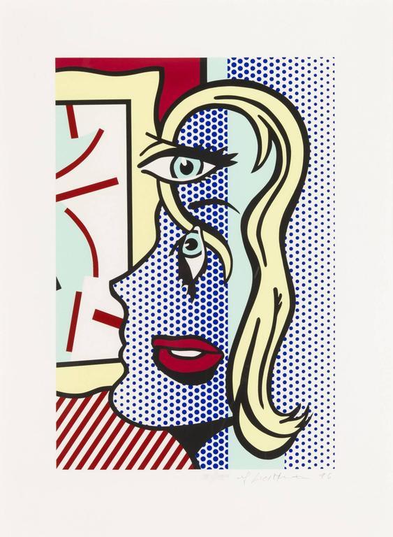 Roy Lichtenstein. Art Critic.