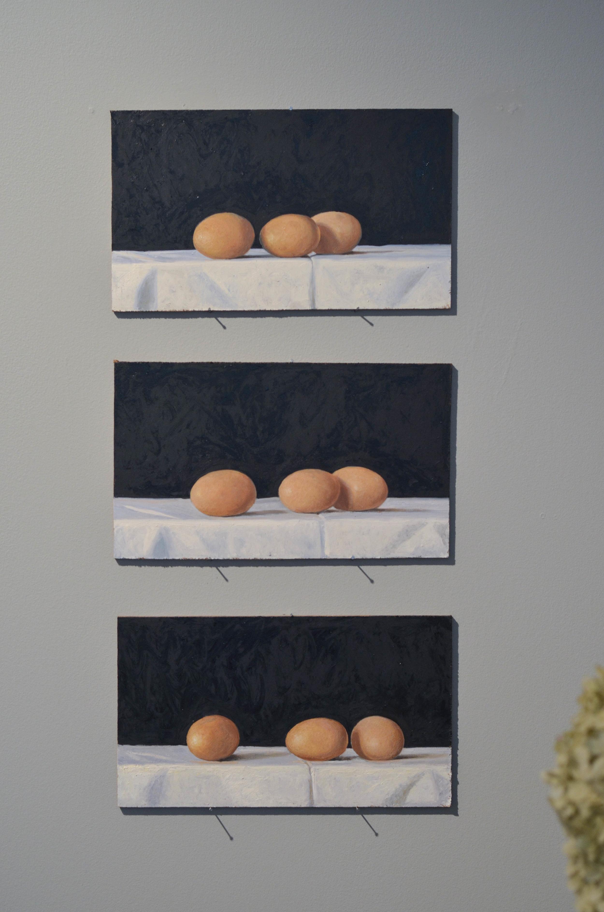 Eric Forstmann. Eggstrangement.