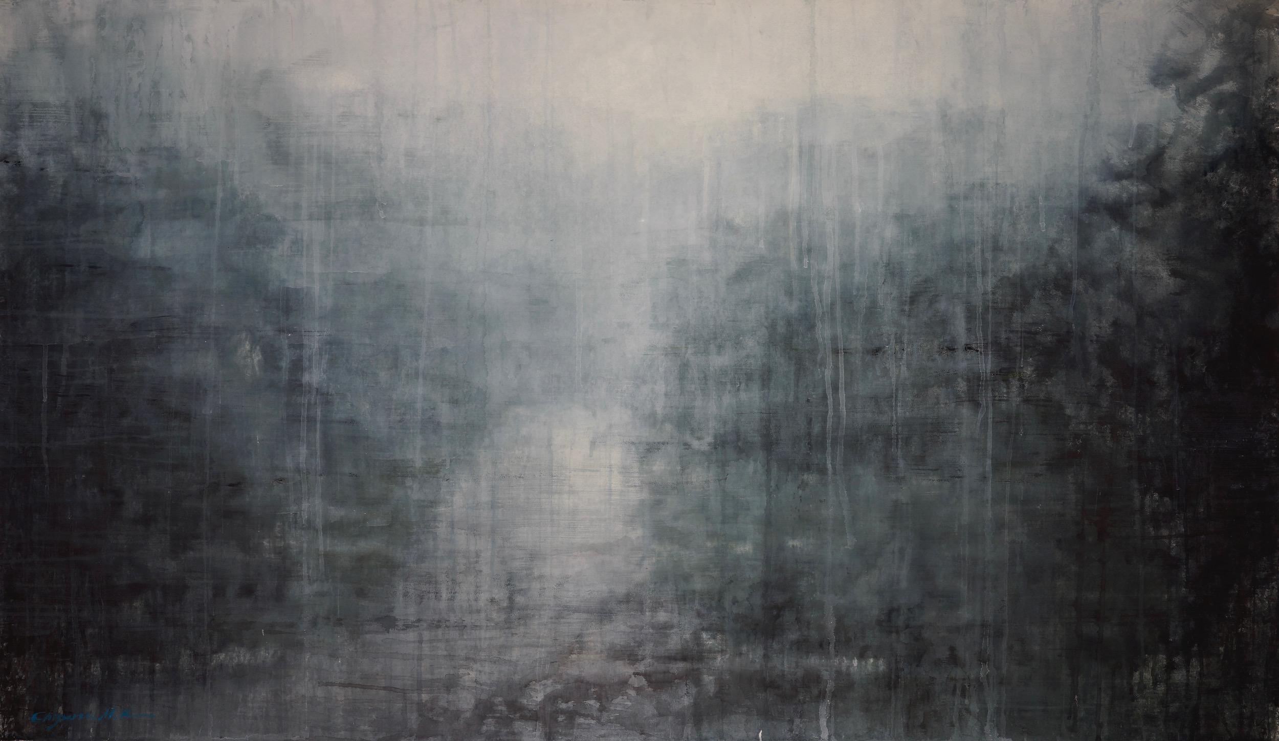 Chizuru Morii Kaplan. Lonesome Journey VII, 2019.