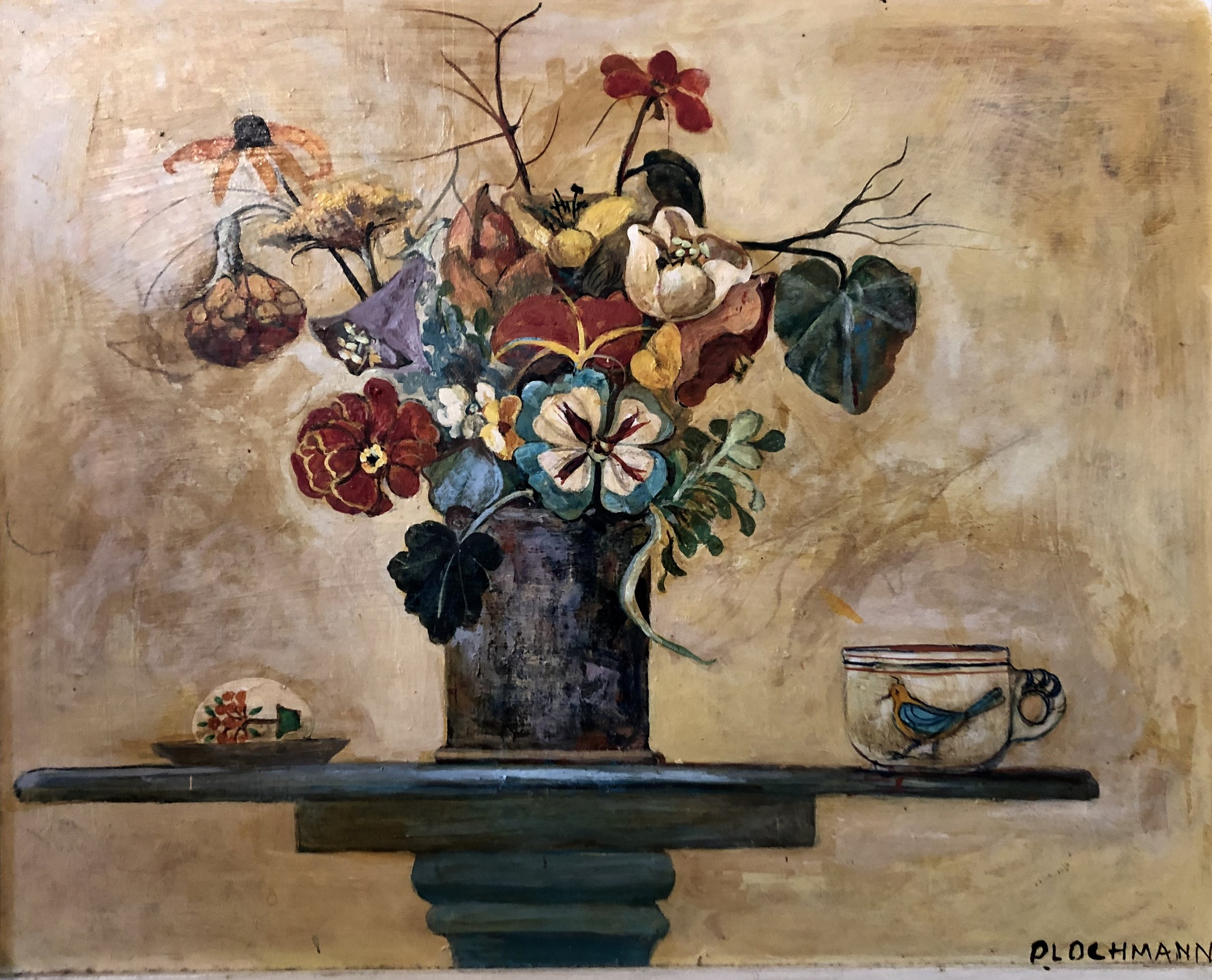 Carolyn Plochmann, Summer Bouquet.