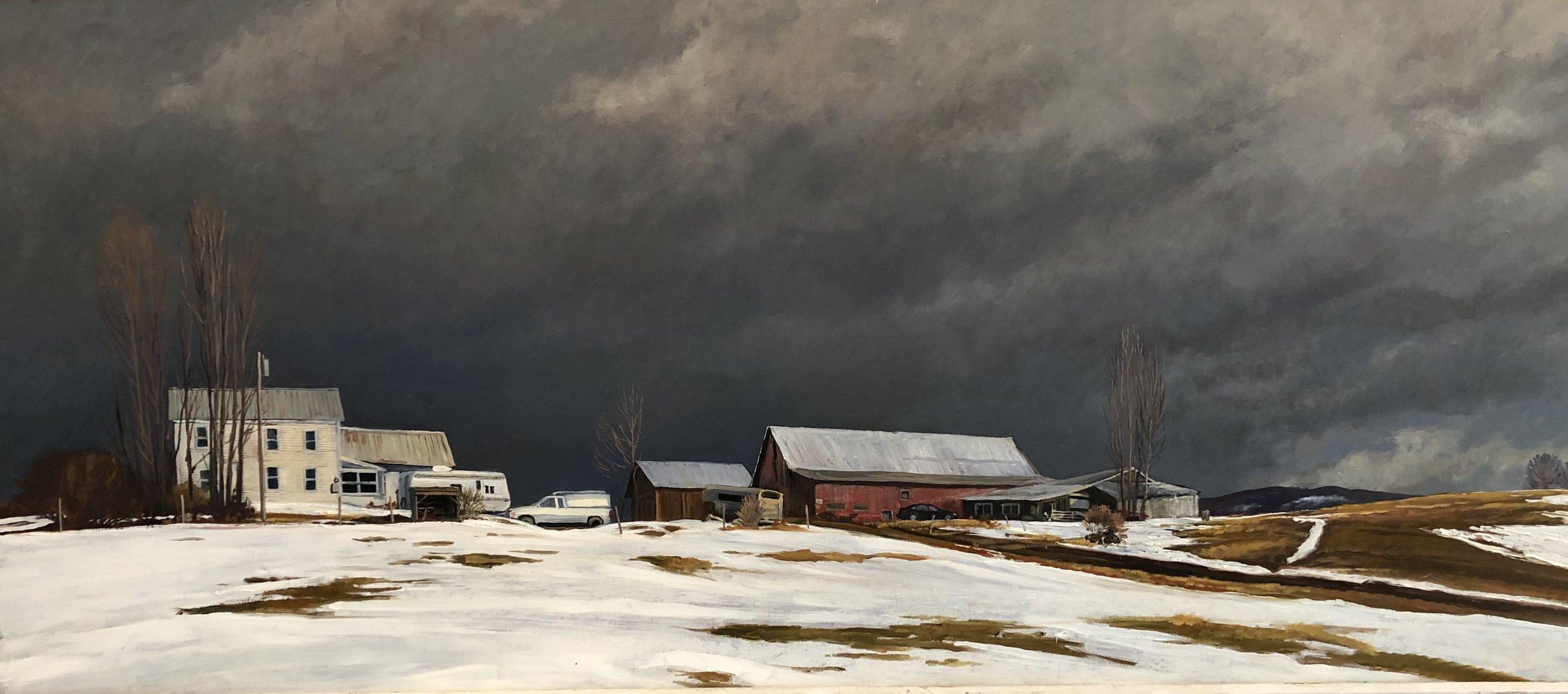 Vermont Farm, 2019
