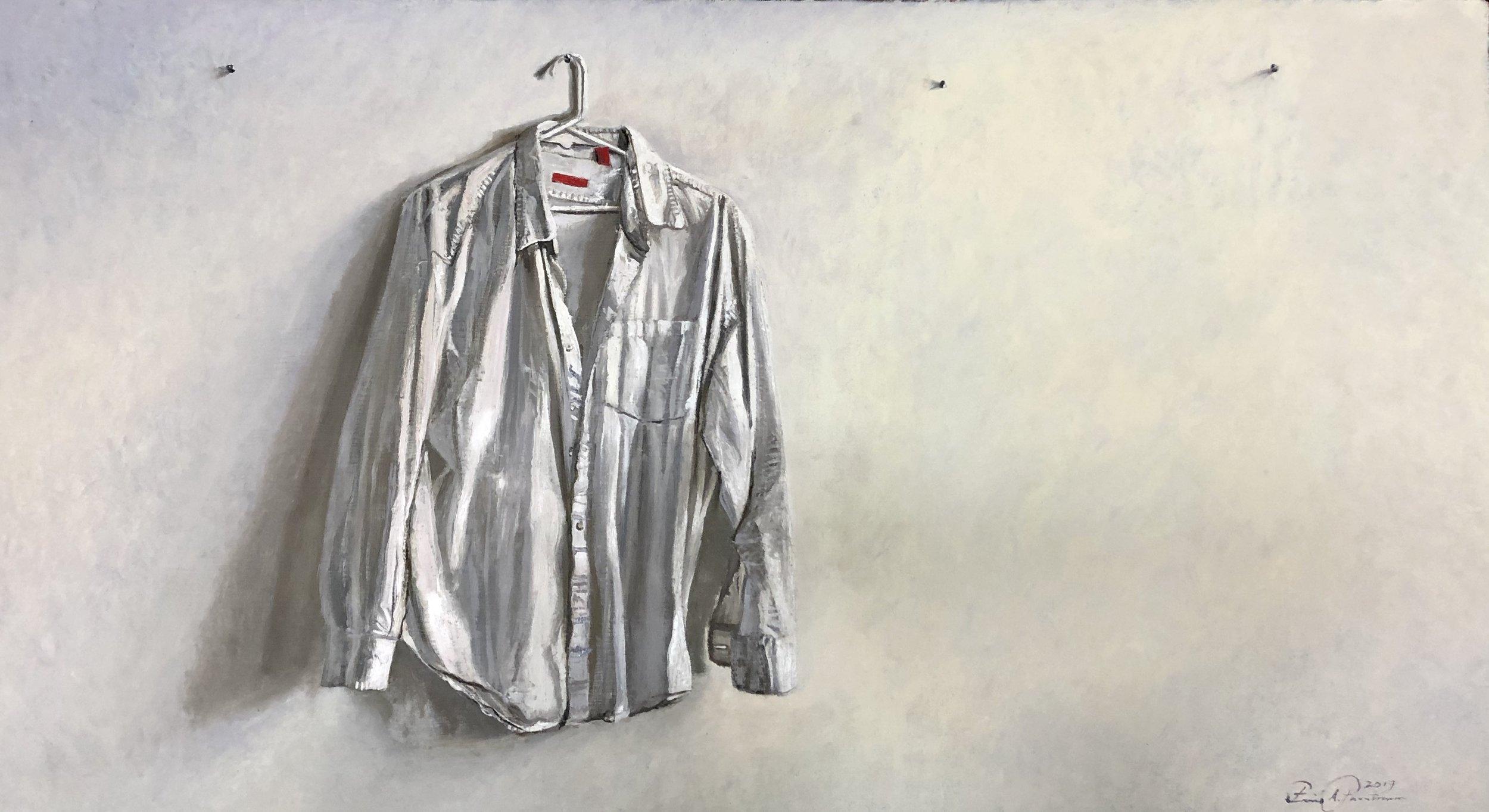 Shirt Left, 2019