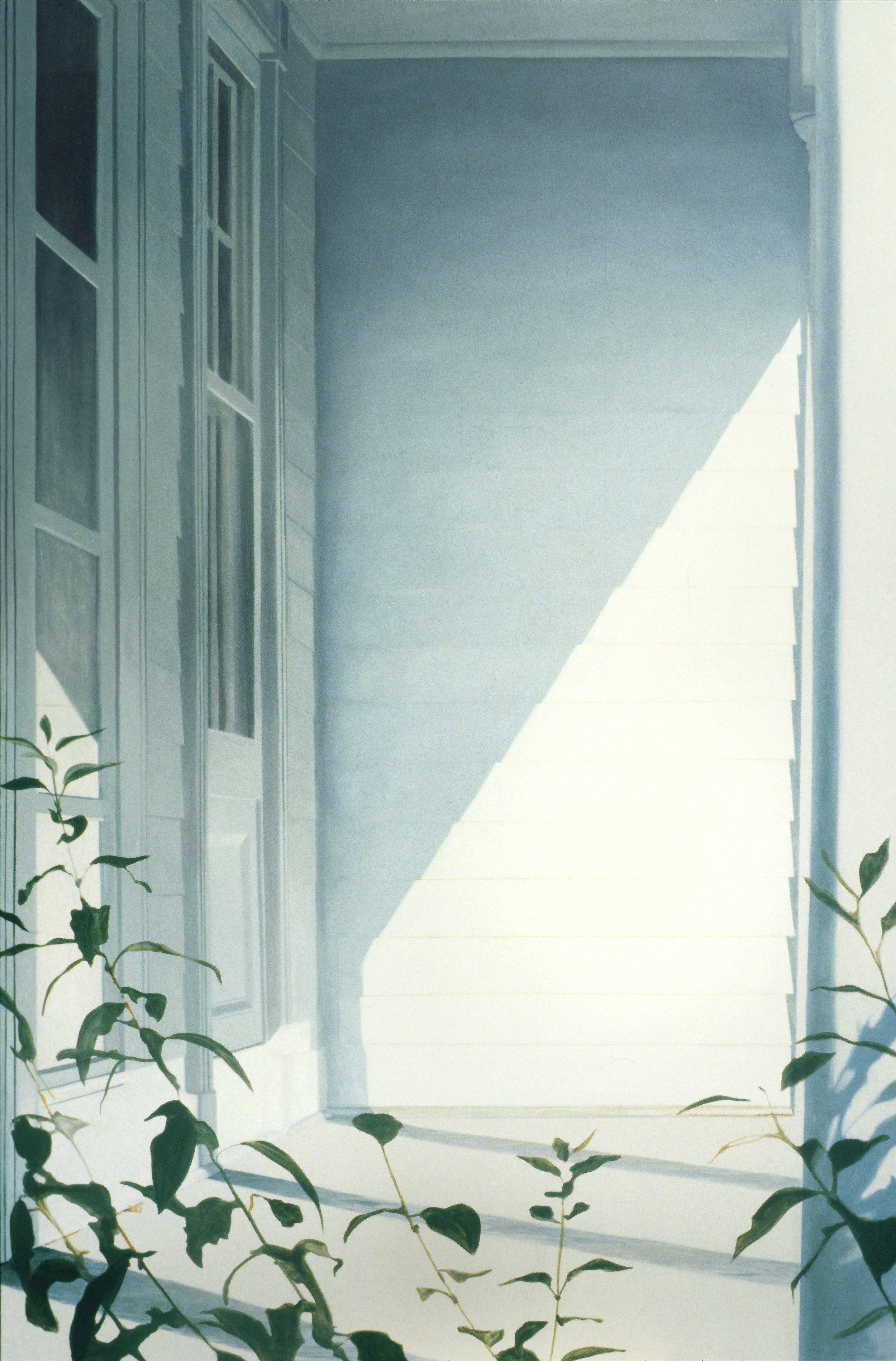Alice Dalton Brown. White Corner, 1981.