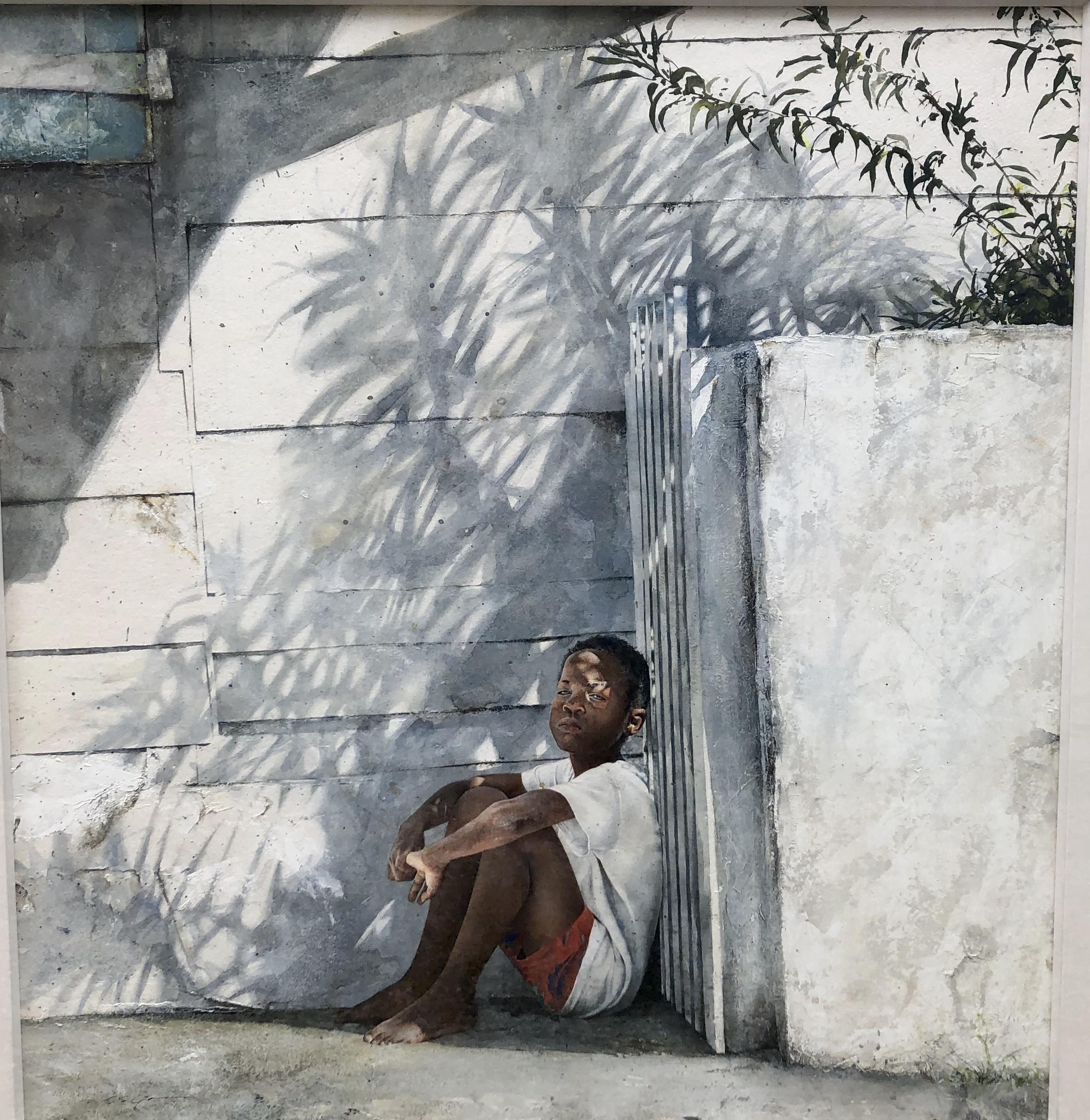 Stephen Scott Young. Oleander Shadow, 1990.