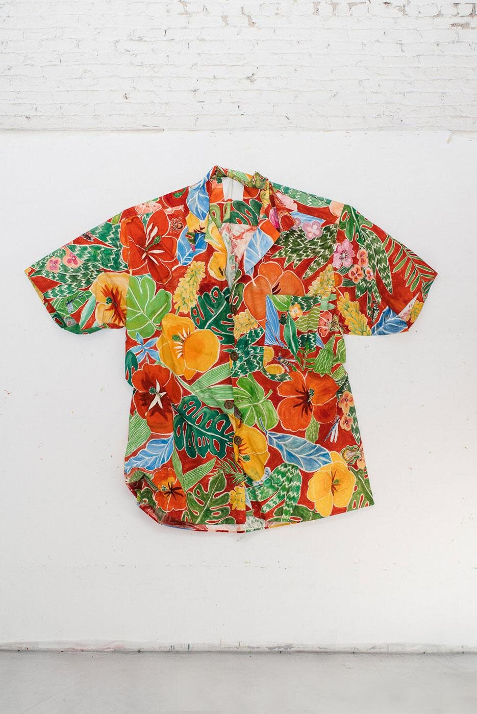 Sidney Russell, Big Wave, Paradise Hawaiian Shirt