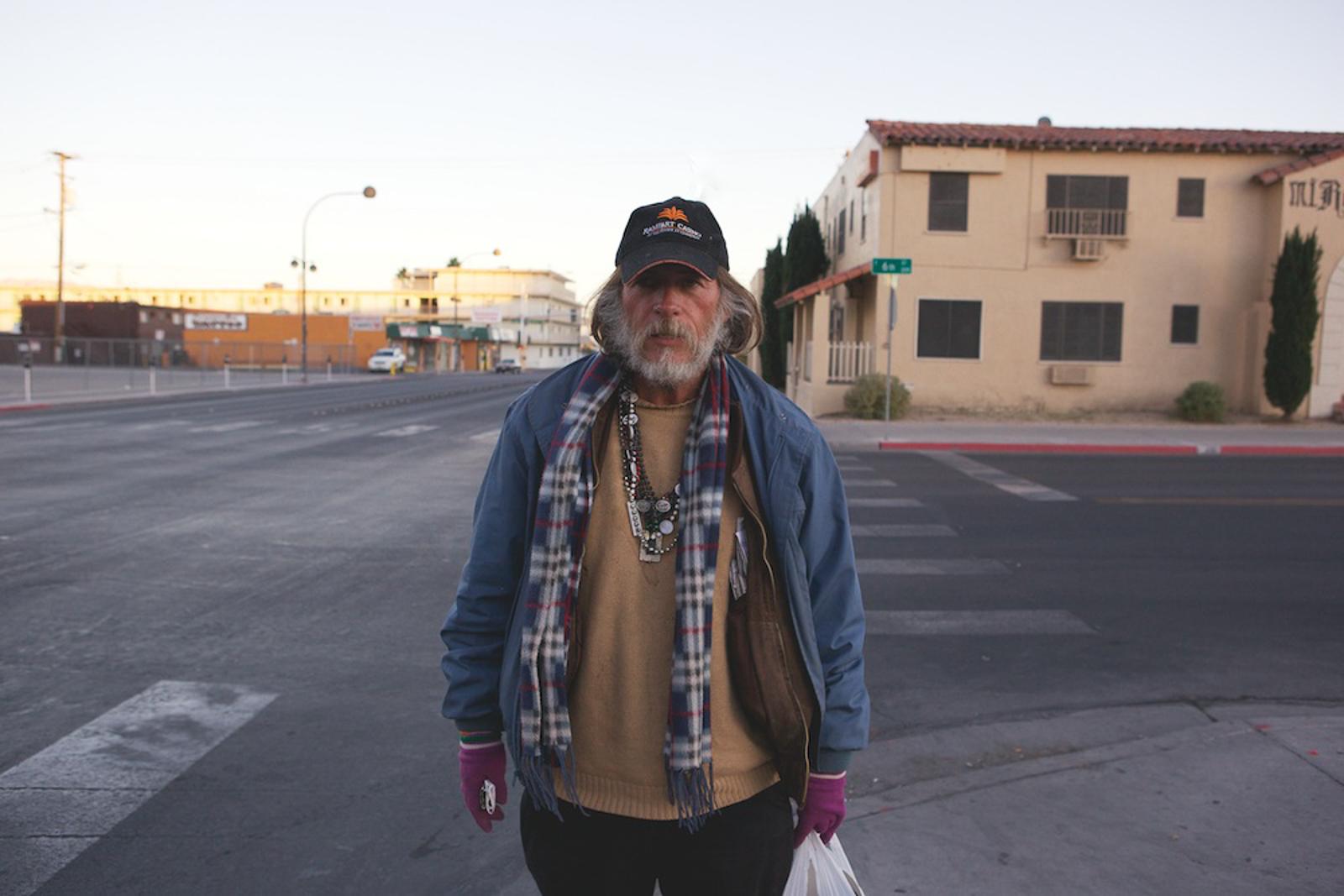 Série: l'autre visage de Las Vegas, 2014