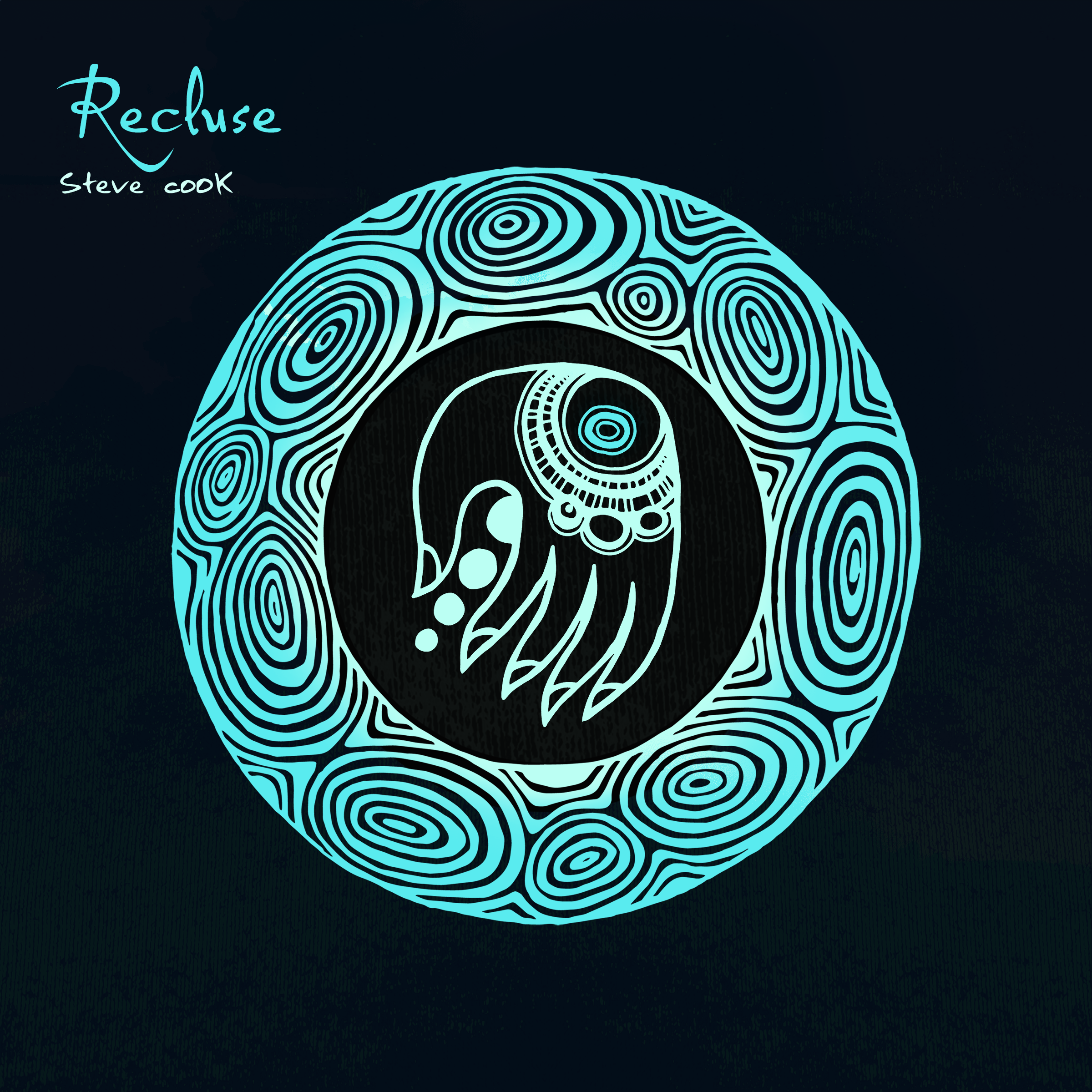 KOHDU002  - Steve Cook - Recluse (Incl Mark E, Ilves & Migova Remixes)