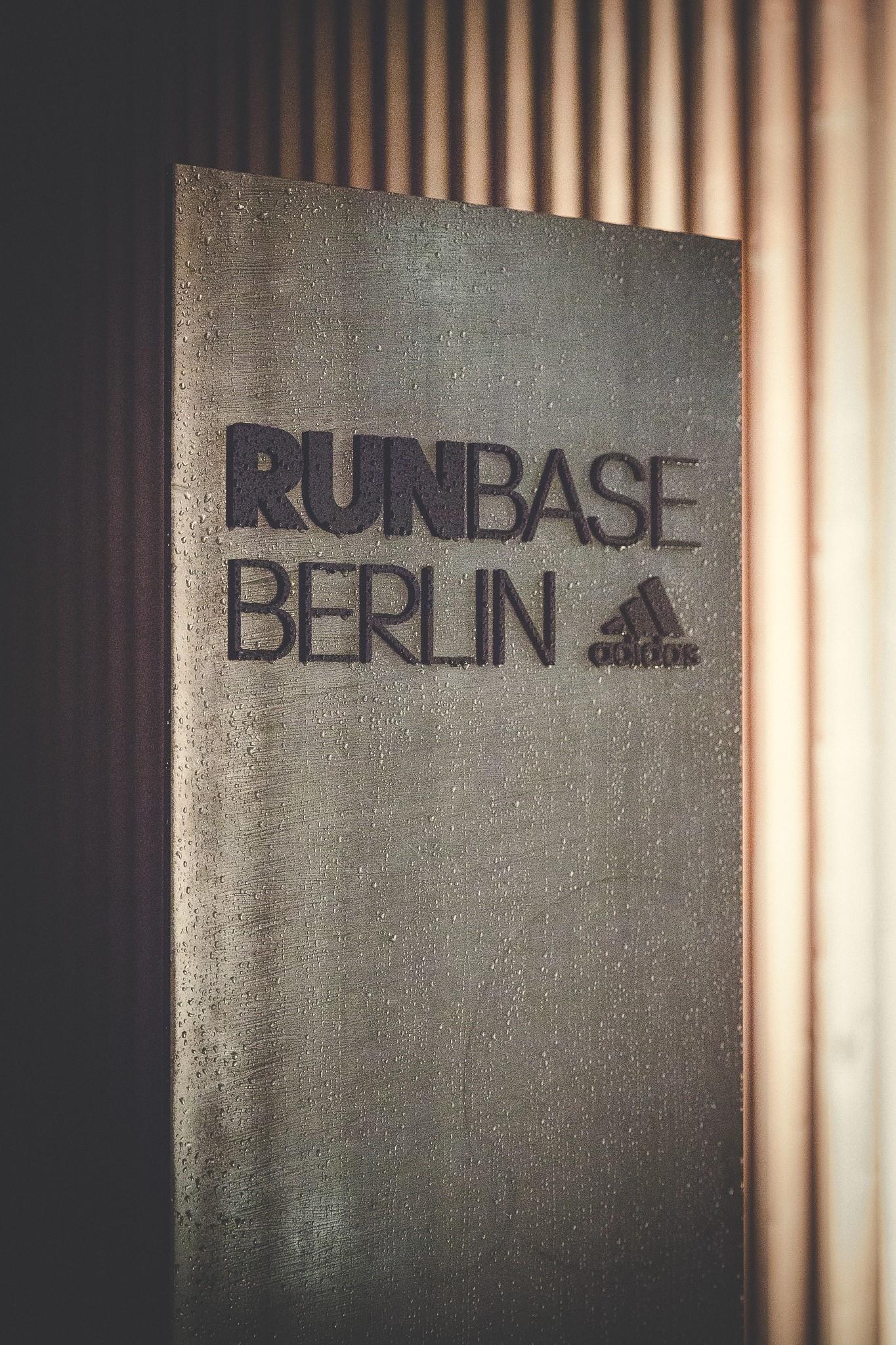 Adidas Runbase Berlin